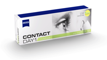 ZEISS Contact Day 1 - multifocal